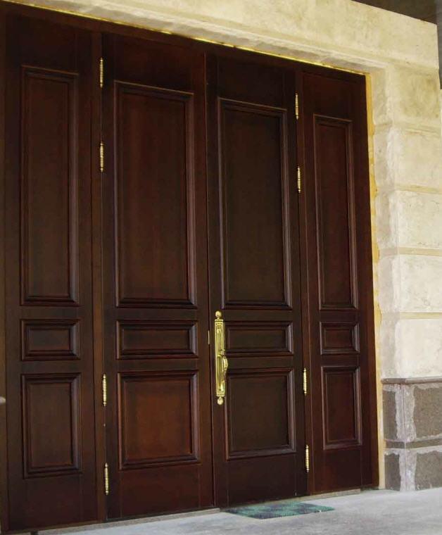 стальные двери для зданий в благовещенске